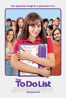 The To Do List (2013) - Aubrey Plaza, Alia Shawkat, Rachel Bilson, Andy Samberg, Bill Hader