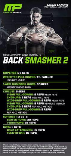 Back Smasher 2