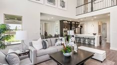 Headwaters is home to magnificent living spaces like this gathering room in the Sapphire home design. Taylor Morrison, Highland Homes, Austin Homes, Traditional Exterior, Bedroom With Ensuite, Dream Bedroom, Home Builders, Architecture Details, Great Rooms