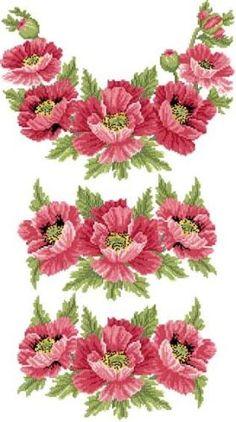 Ukrainian-Vyshyvanka-Beaded-Embroidery-Pattern-Dress-Unique-DIY-Beading-Kit-New