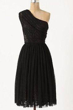Audrey Tulle Dress...sweet.