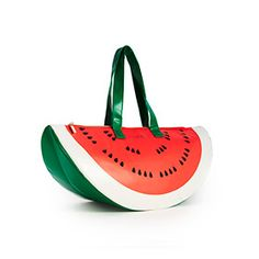 Super Chill Cooler Bag - Watermelon our watermelon bag is officially a national obsession, so join the party! (pro tip: our cooler bags not only keep your drinks cool, it also doubles as an insanely cute purse.) your beach game just kee http://www.MightGet.com/january-2017-13/super-chill-cooler-bag--watermelon.asp