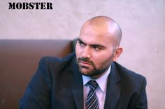 Hamzah Saman as Ido Ran in 'Mobster.' Visit website at http://www.mobsterthemovie.com. #hollywood #action #mobster #movie
