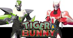 Tiger & Bunny: Several years later and I discover a anime that makes me want to watch more than 5 sec.