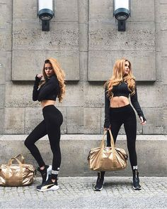 new workout clothes = best motivation 💕🛍 Instagram Fashion, Instagram Posts, Keep Fit, Fashion 2018, Sportswear, Fitness Models, Fashion Beauty, Cool Outfits, Fitness Motivation