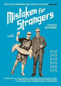 Mistaken For Strangers Film Trailer, Michael Moore, Best Documentaries, Mistakes, Fiction, Tours, Good Things, Memes, Movie Posters