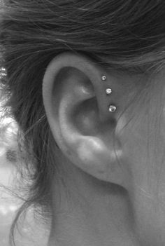 triple forward helix