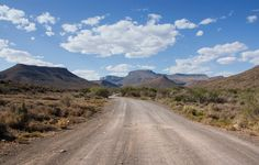 A Sunny Day In The Karoo Beautiful Roads, Homeland, Sunny Days, Countryside, South Africa, Infinity, Landscapes, Scenery, Southern