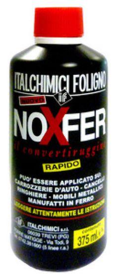 convertiruggine elimina ruggine blocca ruggine noxfer ml. 375