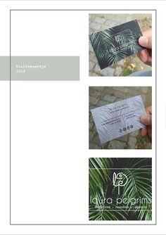 Portfolio Laura Pelgrims - Persoonlijk visitekaartje
