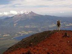 Resultado de imagen para lagos y volcanes del sur de chile