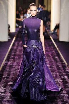 Atelier Versace Haute Couture fall/winter 2014-15!