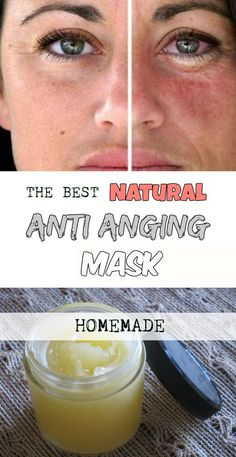 Learn how to make the best natural anti aging mask