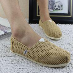 Yellow Toms Freetown Classics Women's Shoes