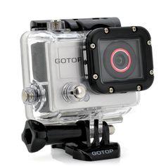 Sports Action Cameras, GoPro, HD Camera's, - IAMGADGETBOY.com