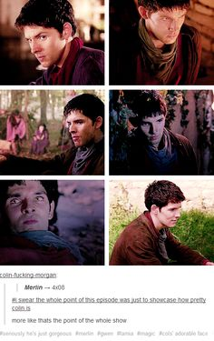 "But why is the ""Merlin"" gone? I just don't understand why there aren't more!"