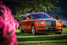 Rolls-Royce - PHANTOM VIII - 2017