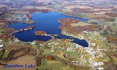 Hamilton Lake, Indiana