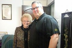 Huldah Buntain, wife of late husband Mark Buntain.  Huldah continues her missionary kingdom work in Calcutta after her beloved Mark's death.  I saw her movie video in our church presented by Sam Johnson of Priority One Ministries.