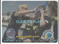 Kids and Scuba  PADI Bubblemaker Experience   YouTube