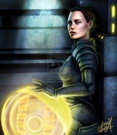 Jane Shepard by Jinxiedoodle.deviantart.com on @deviantART___©___!!!!