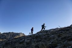 When you begin trail running, running uphill often seems too hard or even frightening. How do you improve your uphill technique? Outdoor Brands, Trail Running, Mount Everest, Mountains, Travel, Viajes, Destinations, Traveling, Trips