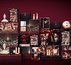 Charlotte Tilbury Legendary Parties | Makeup Holiday 2016 Sneak Peek These Products Are The Bomb