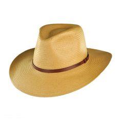 Elegant Stetson Limestone Stetson Straw Hats