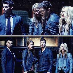 The Originals 2x22 - Elijah, Freya, Klaus, and Rebekah