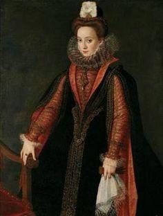Sofonisba Anguissola (Italian, 1530-1625) ~ Portrait of a Lady