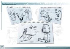 Concept development   Seymour Powell by Maruf Miah