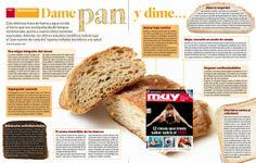 Los beneficios de consumir pan via Revista Muy Interesante
