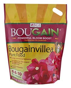 Bougain Bougainvillea Fertilizer 10lb Bag