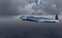 Hughes H-1 Racer.