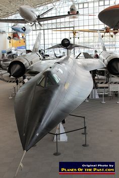 Lockheed A-12, precursor of the SR-71 Blackbird