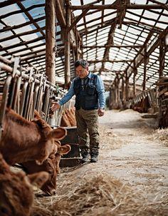 나는 육식주의자다 - 축산 농부, 박흥수