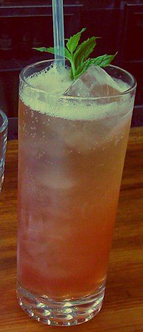 Haitian Libation Cocktail