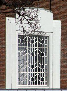 Art Deco Elevator Door American International Building