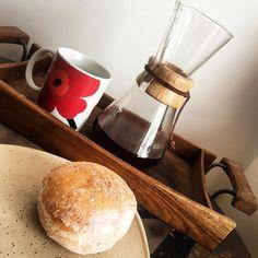 Finally got to try the @theearlybird_uk coffee doughnuts. Bloody amazing!  #doughnuts #donuts #bakery #independentbakery #coffee #coffeedoughnut #chemex #pourover #filtercoffee #cappuccino #brazilian #marimekko http://ift.tt/1U25kLY