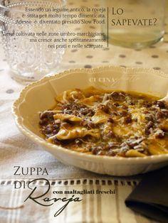 Cucina Ghiotta: Una zuppa che scalda l'anima e il ricordo di due giorni passati in Umbria