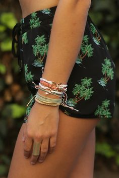 Waterproof Bracelets! Perfect for the summer!