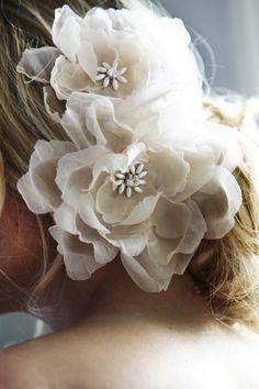English Rose large comb