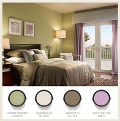 See Our Gallery Of Colors That Help Create A Restful Atmosphere In Your Bedroom Here On Colorfully Behr