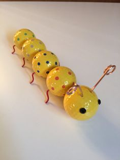 Goofbal the golf ball CATERPILLAR by duffersrevenge on Etsy
