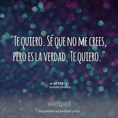 frases de after anna todd - Buscar con Google