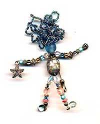 Beaded People Pin - Bead Studio - Best Selection of Beads, Charms & Beading Supplies