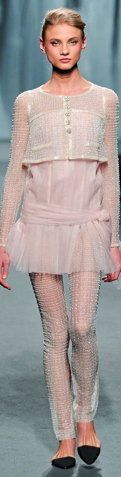 Chanel Couture ● Spring 2011