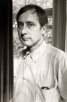 Alan Sillitoe was born on the 4 March1928. Sillitoe was one of the most important British writers of the postwar era. He made his name with the novel Saturday Night and Sunday Morning (1958) and the collection of short stories The Loneliness of the Long Distance Runner (1959).     Photograph by Fay Godwin, 1975
