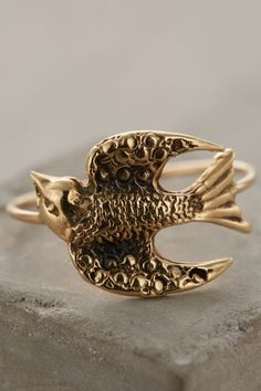 Sweeping Swallow Ring - anthropologie.com #anthrofave