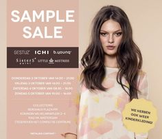 Sample Sale Collections -- Amsterdam -- 02/10-05/10